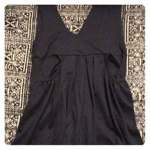 Cute urban outfitters overall dress with pockets!